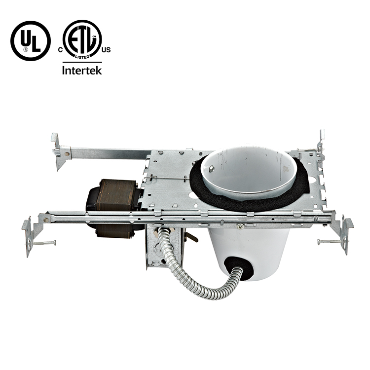 ETL listed No-housing required 120V 9W round 4