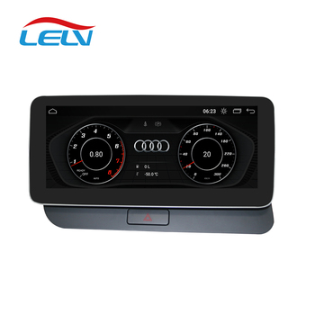Octa 8 Core Android 10 Touch Screen Car DVD FOR AUDI Q5 2009-2019 With 4G RAM 64G ROM GPS Car DVD video Player