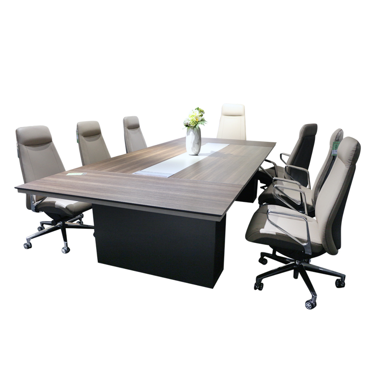 China Supplier high end office conference room furniture office boardroom table and chairs