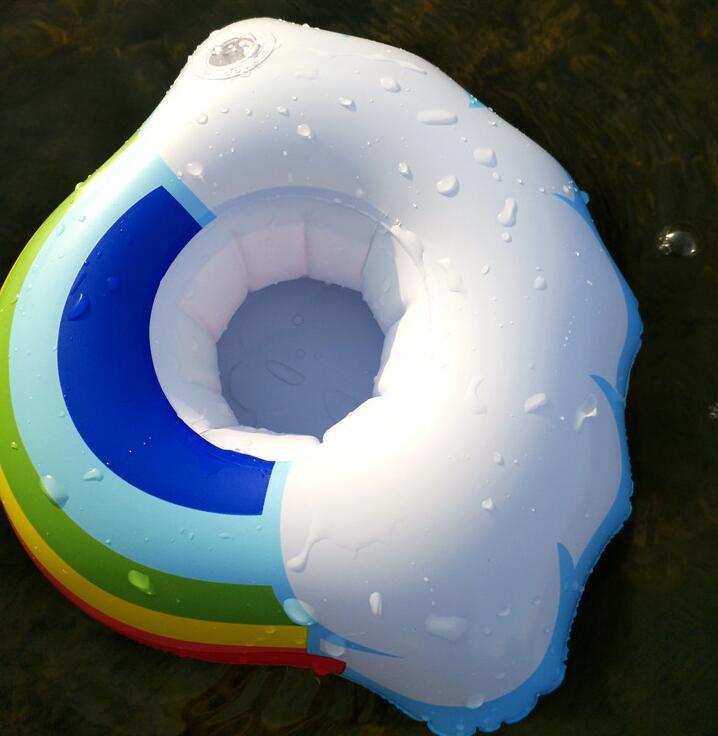 Модный корпус, Надувной Держатель банки, плавающий водяной охладитель льда, держатель стакана из ПВХ для пользовательского дизайна