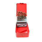 Kit Tools Factory High Quality Hot Selling Drill Bits Set Kit HSS 25 Professional For Hand Tools