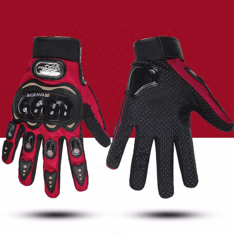 2020 Fashion Out Door Protect Wear Gloves for Men Bicycle Motor Racing Bike Riding