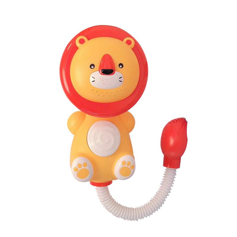 OEM распылитель для душа в форме животного, Игрушки для ванны, распылитель для воды для детского душа, игрушка для ванны, насадка-брызговик, игрушка-спринклер для ванны