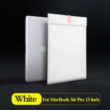 Сумка для ноутбука Baseus, чехол для Macbook Air Pro, 13, 14, 15, 15,6, 16 дюймов, Mac, искусственная кожа, чехол для ноутбука, компьютера, Coque Fundas(Китай)