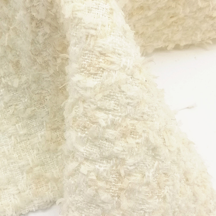 AW2021 Wool Acrylic Blended Fabric for Dress and Suit
