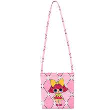 LOL surprise dolls оригинальная сумка mochila маленькая мультяшная сумка на одно плечо модный милый повседневный рюкзак для девочки в подарок 50 см(Китай)