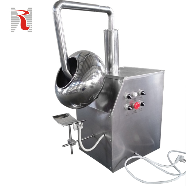 2020 cheap hot sale high quality firm spares spray tablet coating machine BYC-1000