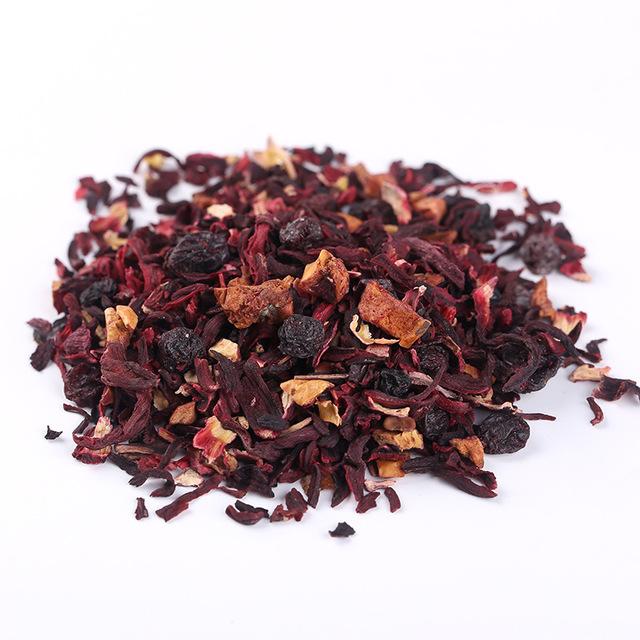 T226 Supply high quality herbal flower scented fruit tea rum wine flavor for loose - 4uTea | 4uTea.com