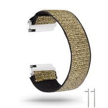 18 мм 20 мм 22 мм резной эластичный спортивный ремешок для Samsung Galaxy Watch 46 мм ремешок из нейлона для активного отдыха 2 gear s3 ремешок для женщин брас...(Китай)