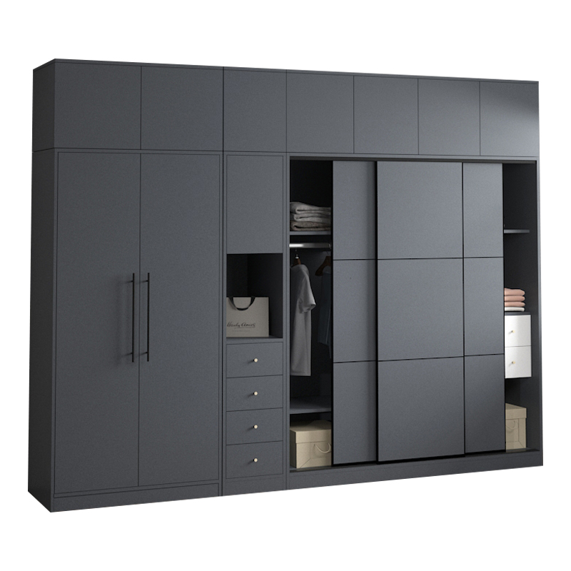 Hot Sale Bedroom Furniture Custom Design Fitted Storage Sliding Door Wardrobe Buy Sliding Wardrobe Sliding Door Wardrobe Sliding Door Wardrobe Design Product On Alibaba Com
