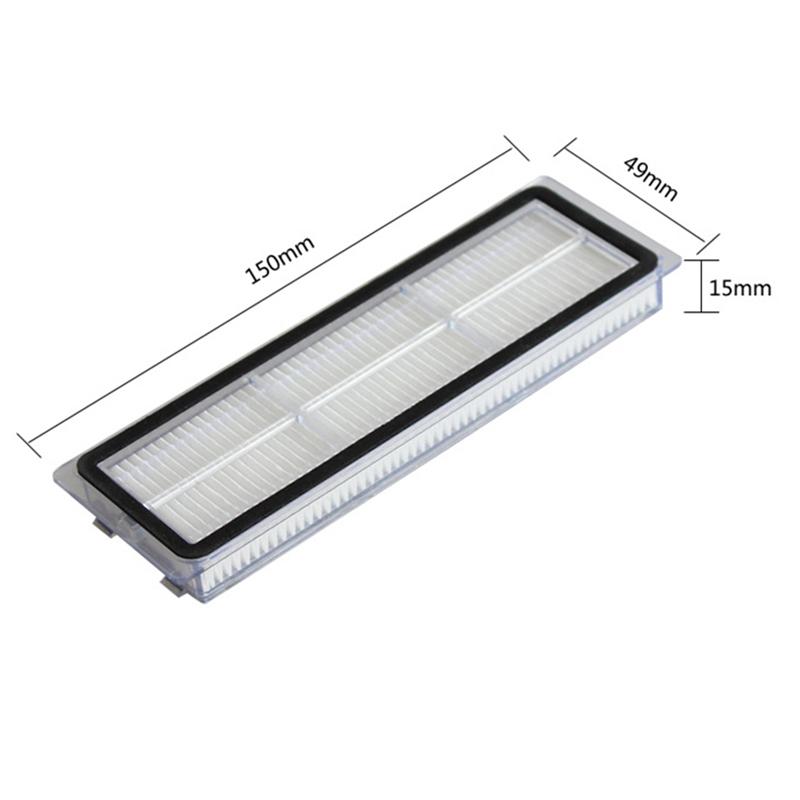 Основная щетка боковая щетка фильтр Швабра Ткань для очистки экрана для Xiaomi Mijia 1C STYTJ01ZHM робот пылесос Запчасти Аксессуары