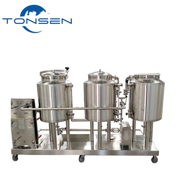 factory price 50l / 100l home cratft beer brewing kit/ brewhouse equipment