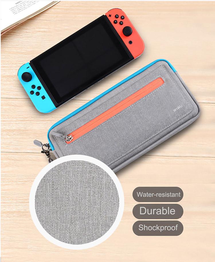 WiWU Switch 游戏机布包