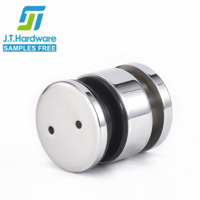 Прямая продажа с фабрики, нержавеющая сталь 304 316, одноточечный Регулируемый Настенный на стеклянный коннектор