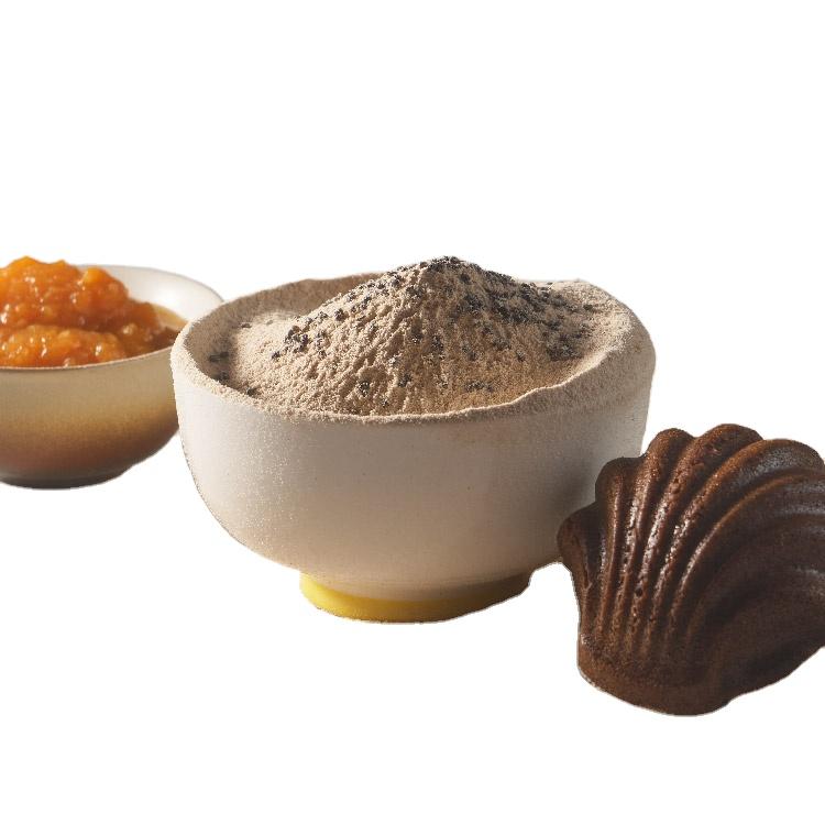 Australia multi-fiber gluten free baking pre-mix raw banana extract flour powder (vanilla)