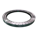 4 Ring Roller Cylindrical Roller Bearing Single Row Cylindrical Roller Bearing 40 Inch 4 Point Contact Ball Slewing Ring