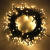 Solar Powered String Lights 100 LED 8 Modes Waterproof IP65 Twinkle Lighting Indoor Outdoor Fairy Firefly Lights