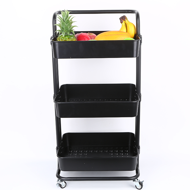 Prime Quality Durable Bearing Weight 60kg Rolling Kitchen Storage Trolley Cart With Handle Buy Kitchen Storage Cart Rolling Kitchen Trolley Prime Quality Kitchen Trolley Product On Alibaba Com