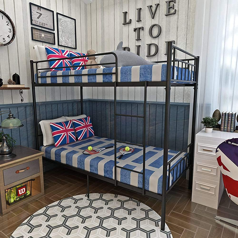 Single Metal Bunk Bed 2 Person Bed Frame Children Twin Bedroom Furniture Buy Single Metal Bunk Bed 2 Person Bed Frame Children Twin Bedroom Furniture 3ft Single Bed Single Bed Offers Made