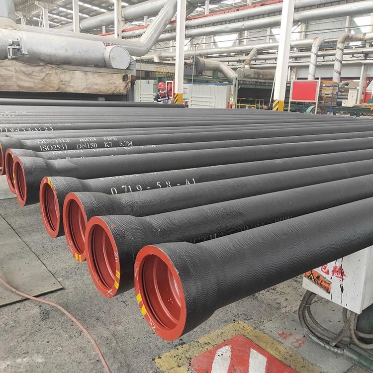 Китайские Заказные размеры ISO2531 K9, труба из ковкого чугуна, цены