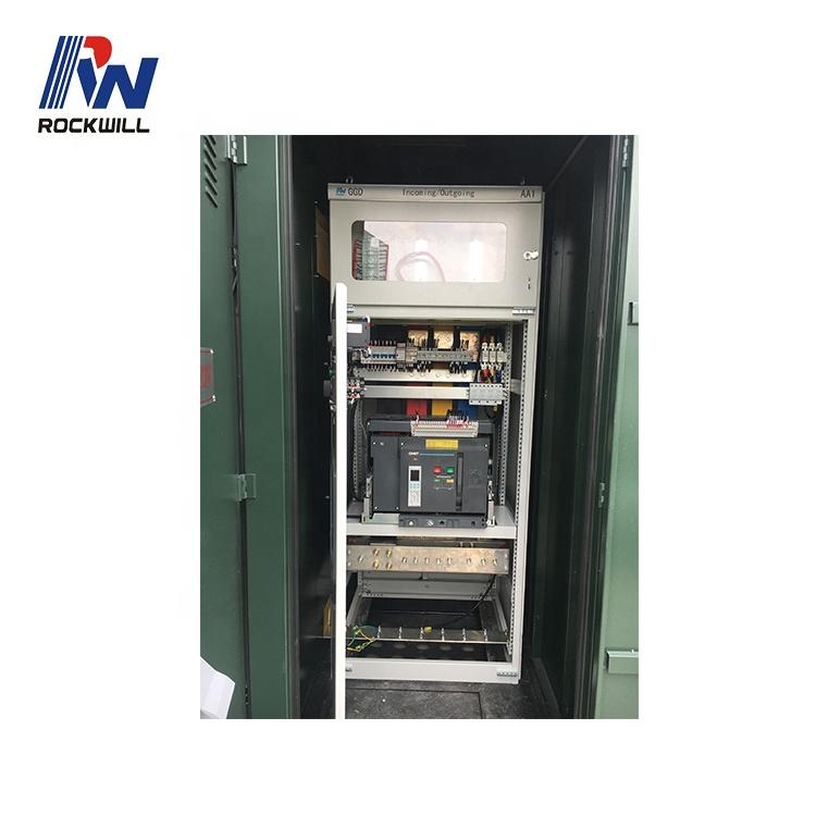500 кВА компактная подстанция электрического трансформатора