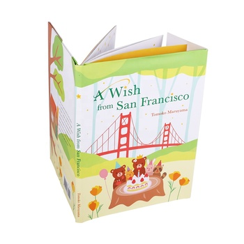 Cheap Printing Luxury Baby Story Book, Custom Hardcover Children Book Printing,coloring book children