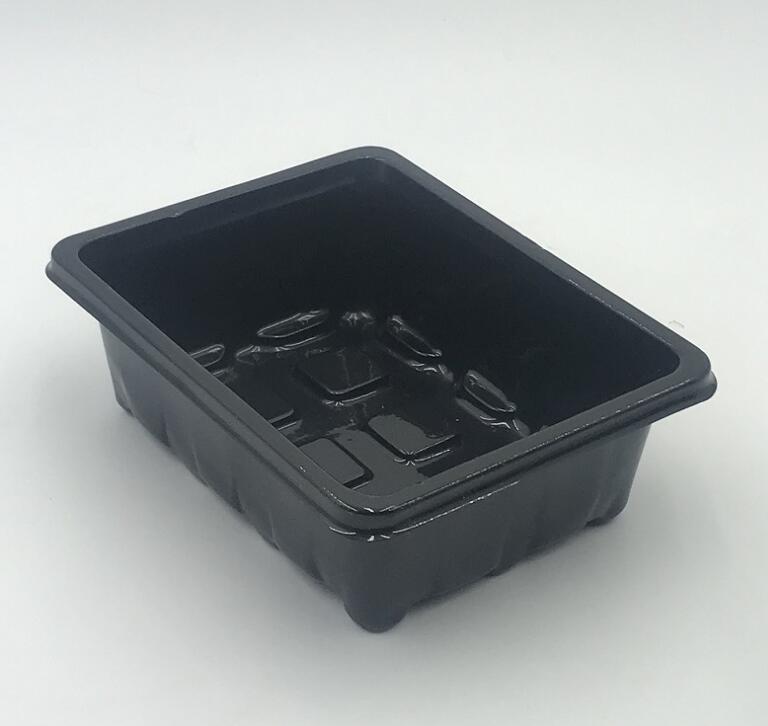 Custom Design black hydroponic growing box