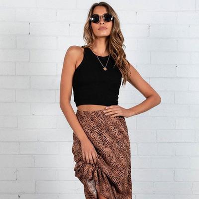 Лидер продаж 2021, летние женские рубашки в рубчик с индивидуальным логотипом, короткие майки