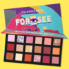 Foresee the future 18 color eye shadow disc
