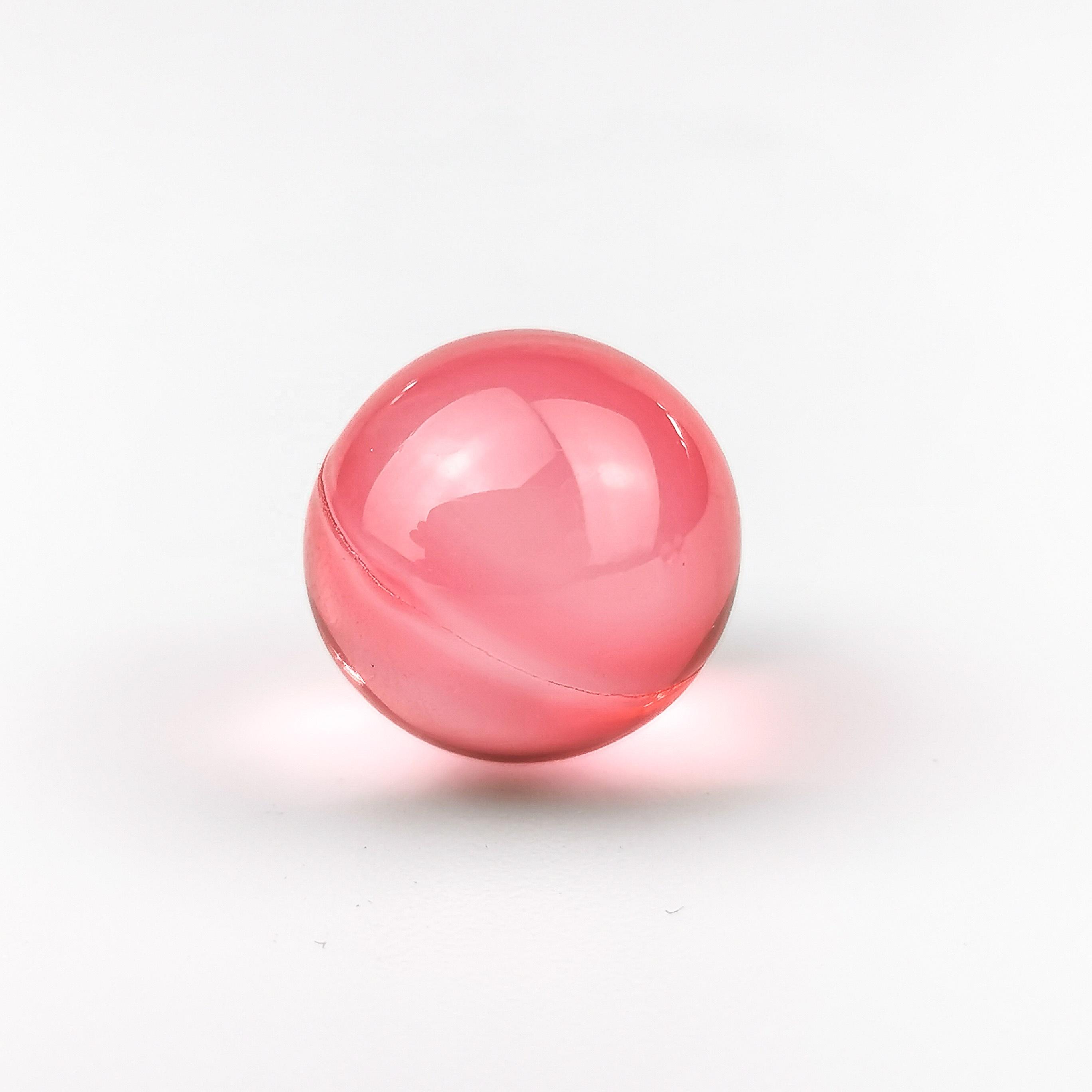 Bath Oil Beads Long lasting Peach Fragrance Soften And Moisturize Skin 4g Round