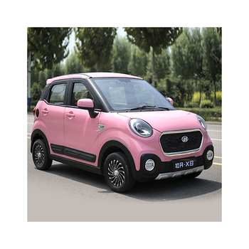 Chinese New Trending Cheap Adult Small Auto Cars Four Wheel mini electric car