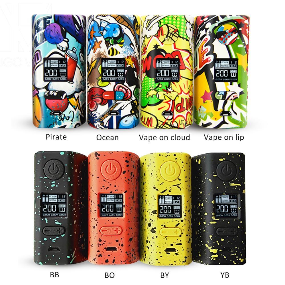 2020 New Design Rader Box Mod Electronic Cigarette Low Price Vape Mod E Cigarettes - MrVaper.net