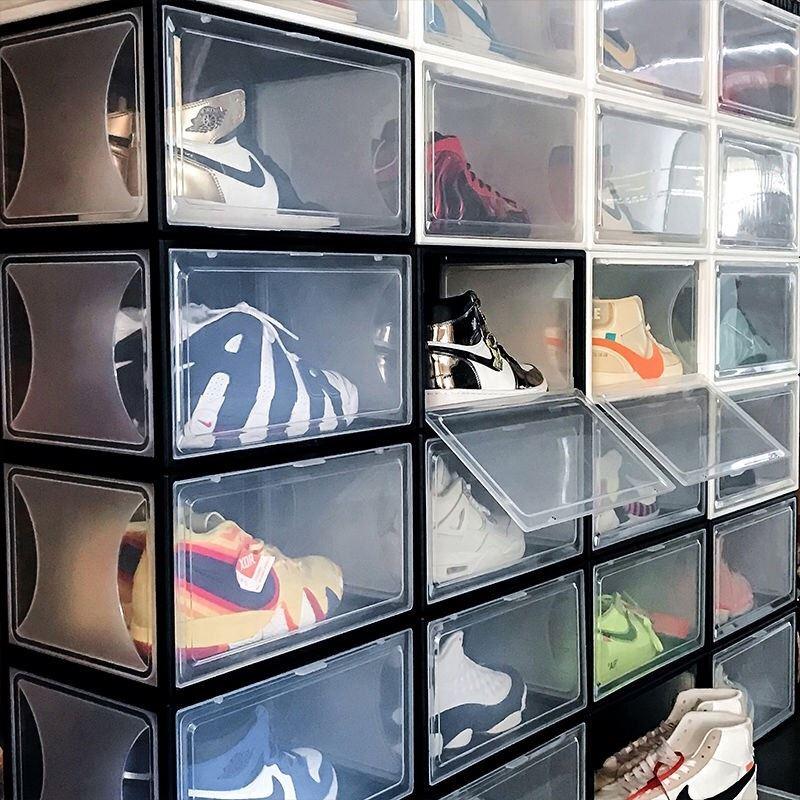 Os538 Plastic Pp Foldable 10pc Transparent Adidas Originals Shoe ...