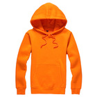 Factory Produces Sport Pullover Blank Cotton Hoodies