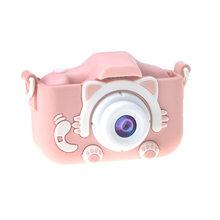Детская мини-камера X5S, перезаряжаемая цифровая мини-камера, развивающие игрушки для детей на открытом воздухе детский фотоаппарат фотоапп...(Китай)