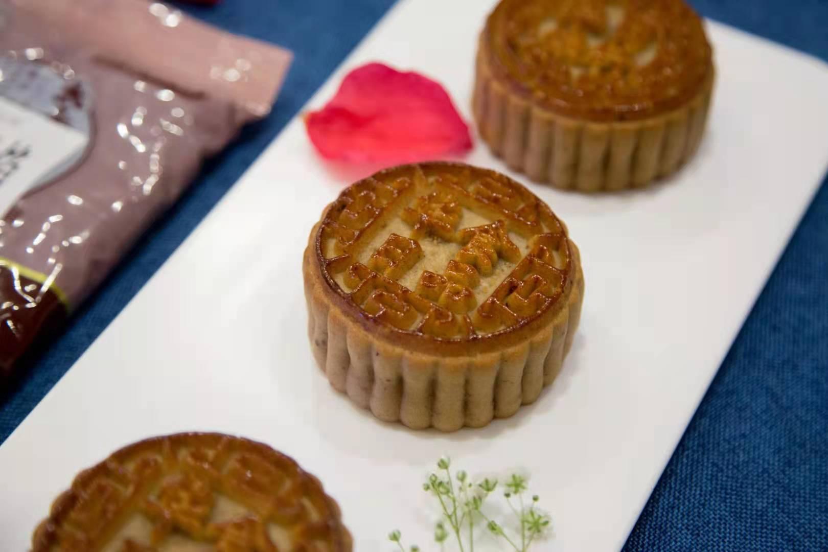 Wuren Mooncake Mid-autumn Festival Custom Cantonese Mid-autumn Customization