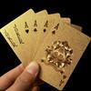 New Gold Foil Poker