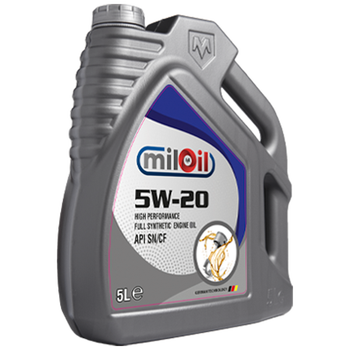 Mil Oil 5W20 SN/CF FULL SYNTHETIC 5L