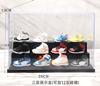 प्रदर्शन बॉक्स शामिल कर सकते हैं 12 जोड़ी के जूते (स्नीकर के बिना)