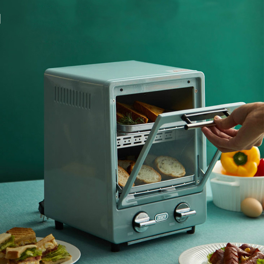 2020 MINI small household cake pizza classic style electric oven