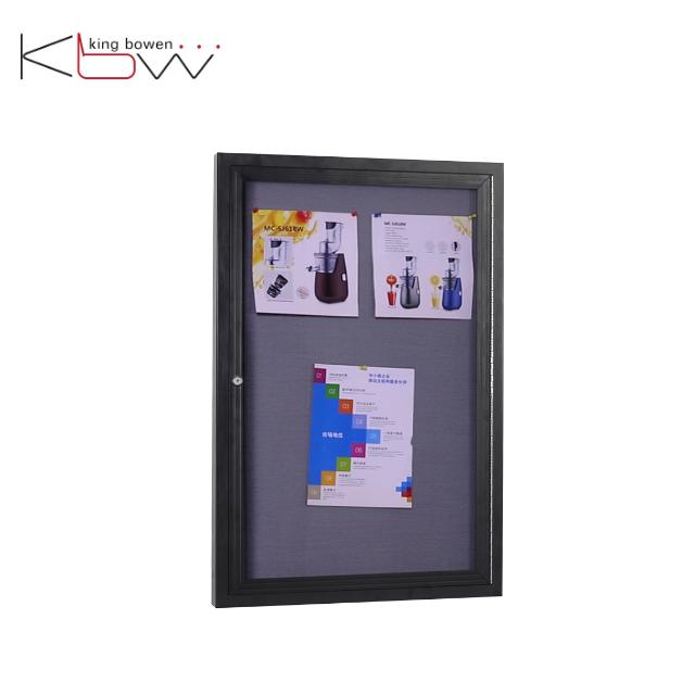 KBW Enclosed Bulletin Boards 24