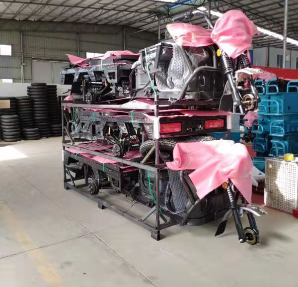 tricycle SKD packing