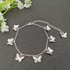 Silver 8 butterflies