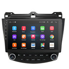 Dvd Android 9.1 10 Inch 2 Din Car DVD Video Player Radio Player Radio Auto For Honda Accord 03-07