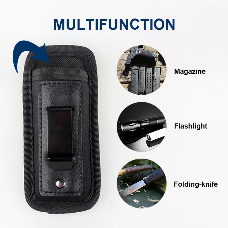 Сумка для магазина, военный тактический нейлоновый держатель для магазинов Glock 17 19