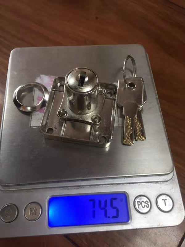 drawer lock K138-22 lock with computer keys
