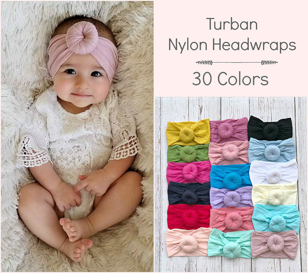 Baby Girl Headband Headband Baby Headband Baby Girl Headband Dark Pink Headband Newborn Headband Hot Pink Headband Infant Headband