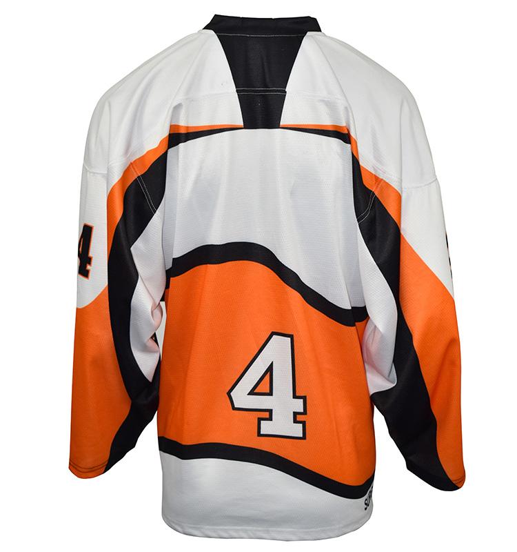 Футболки для хоккея с длинным рукавом, выполненные на заказ