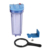 Potable Food Industry RO System Lab Water Station Water Filter With Air Release Button