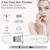 private label high frequency facial skin care ultrasonic face skin scrubber